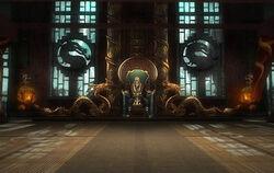 Mk2011 shangtsung throneroom