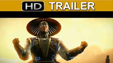 Mortal Kombat X Raiden Trailer