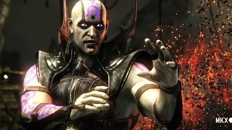 Mortal Kombat X Quan Chi Official Trailer