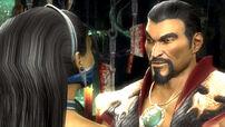 Kitana and ShangTsung