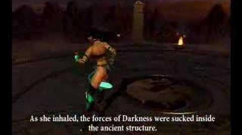 Mortal Kombat Armageddon Jade Ending