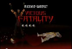 Vicious fatality