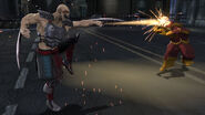 MK vs DCu BARAKA vs FLASH