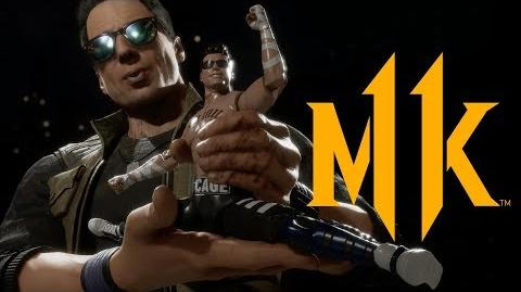 Mortal Kombat 11 – Official Johnny Cage Reveal Trailer