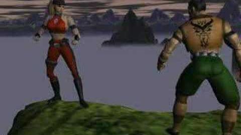 Mortal Kombat 4 - Ending - Jarek