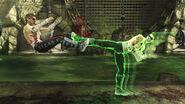 MK9 360 CageVsCage GreenKick DeadPool WEB
