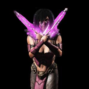 Mortal kombat x ios mileena render 3 by wyruzzah-d90k0c4