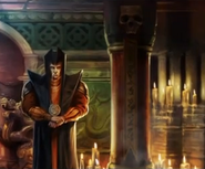 The grandmaster of the lin kuei in mk9