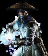 Mortal kombat x ios raiden render by wyruzzah-d8p0pwn