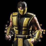 Scorpion Klassic Costume