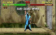 Subzero wins mk2