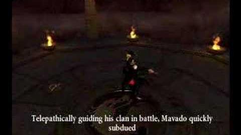 Mortal Kombat Armageddon Mavado Ending