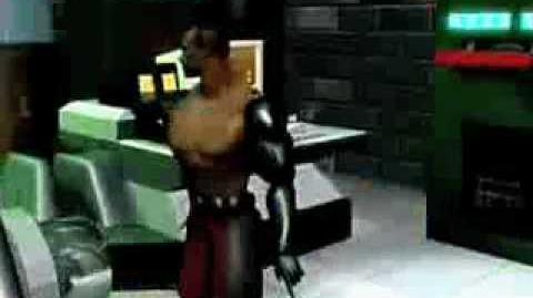 Mortal Kombat Gold Cyrax's Ending-0