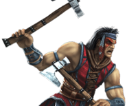 Vs Nightwolf MKA