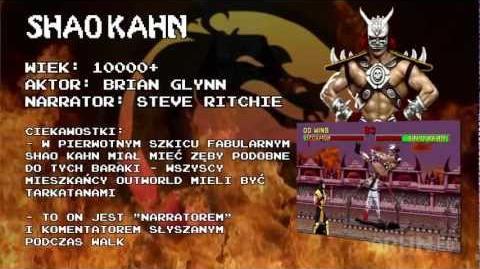 Mortal Kombat... w pigułce - Część 2