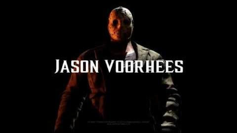 Mortal Kombat X Jason Voorhees Reveal