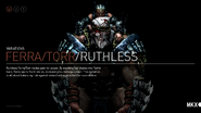 MKX FerraTorr Ruthless