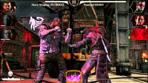 Heavy Weapons Jax Challenge - Mortal Kombat X Mobile