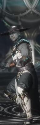 Kung Lao Espectro Hourglass