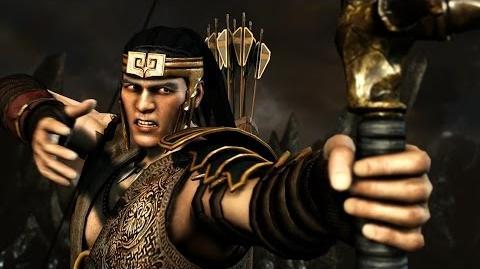 Mortal Kombat X Official Shaolin Trailer
