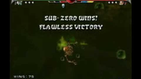 Dead Pool Death Trap Mortal Kombat Deception
