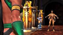 Jade vs Sheeva