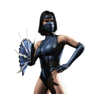 Mortal kombat x ios kitana render 3 by wyruzzah-d8p0tsy