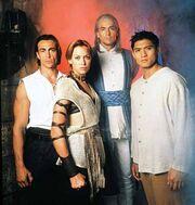 Mortal Kombat Konquest -Actors