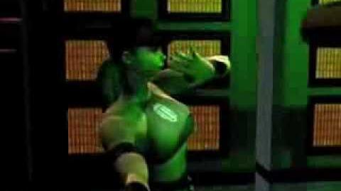 Mortal Kombat Gold - Cyrax Ending