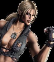 Versus Sonya Blade (MK9)