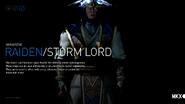 MortalKombat Raiden Stormlord
