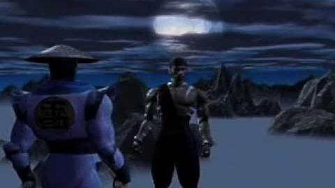 Mortal Kombat 4 Kai's Ending