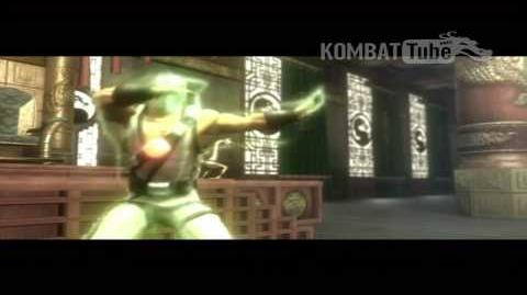 MK Shaolin Monks Introduction