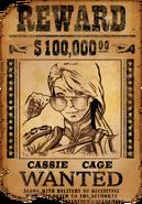 Wantedpostercassie