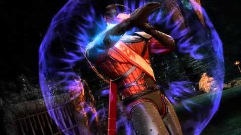 Mortal Kombat Exclusive Kenshi Character Vignette