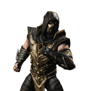 Mortal kombat x ios scorpion render 4 by wyruzzah-d8p0m9d
