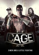 Cage WWE Immortals