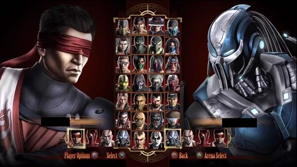 Mortal Kombat 9 SC