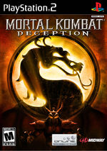 Mortal Kombat Deception ps211