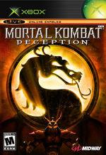 Mortal Kombat Deception xbox