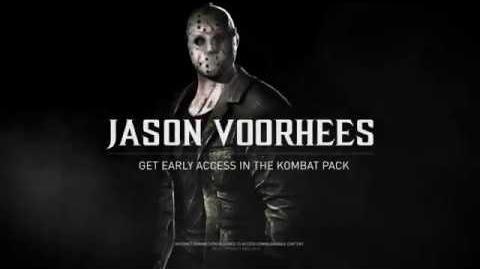 Mortal Kombat X Jason TV spot