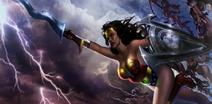 Wonder woman ender
