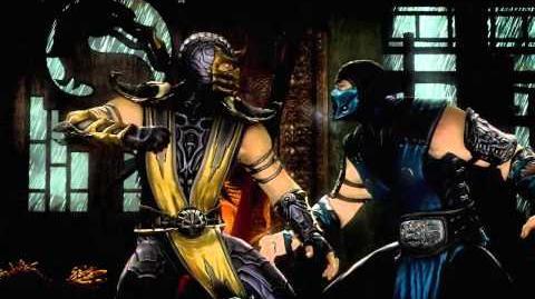 Mortal Kombat 2011 SCORPION resmi treyler