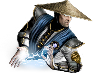 Raiden ladder
