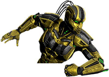 Cyrax ladder