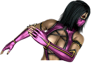 Mileena ladder