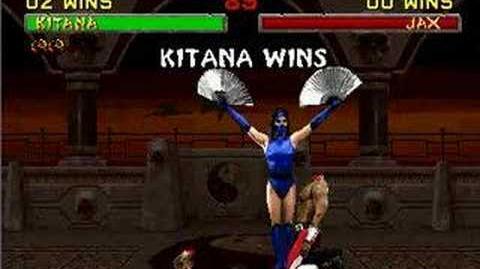 Kitana fatality 1