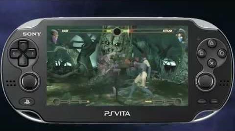 Mortal Kombat PS Vita - Gameplay Trailer HD