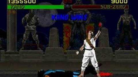 Mortal Kombat 1 - Kano Fatality