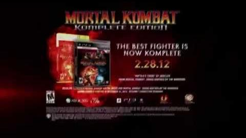 Mortal Kombat (2011) - Komplete Edition TV Spot